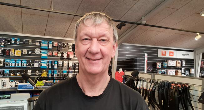 Formanden for danske cykelhandlere