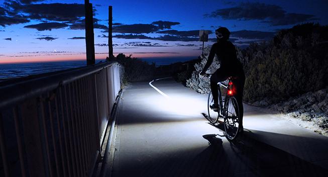 Guide: De bedste cykellygter