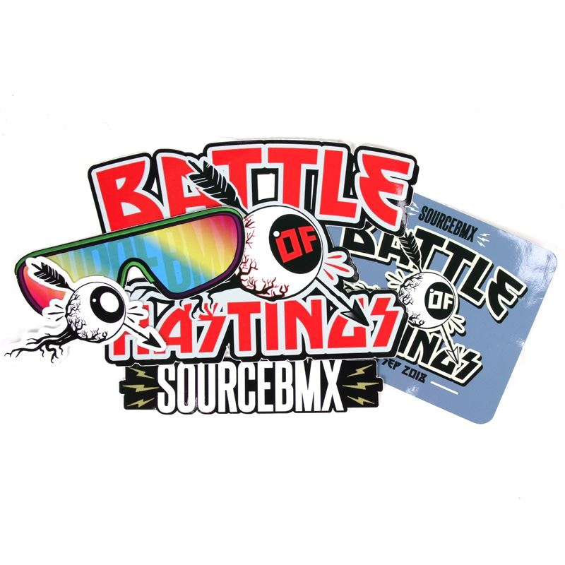 Source Battle of Hastings Sticker Pack 5 Pack | Stel og rammer > Tilbehør