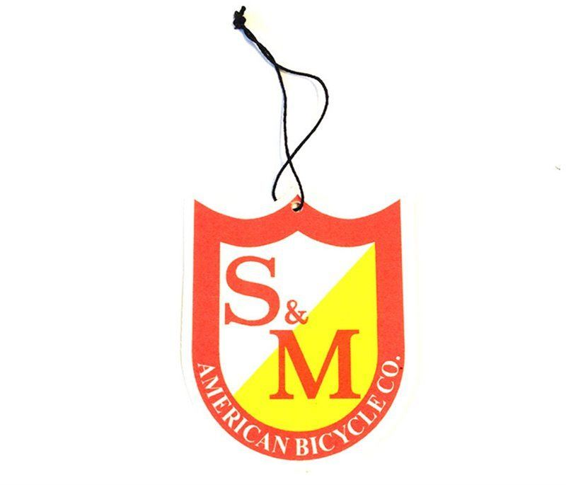 S&M Shield Air Freshener | item_misc