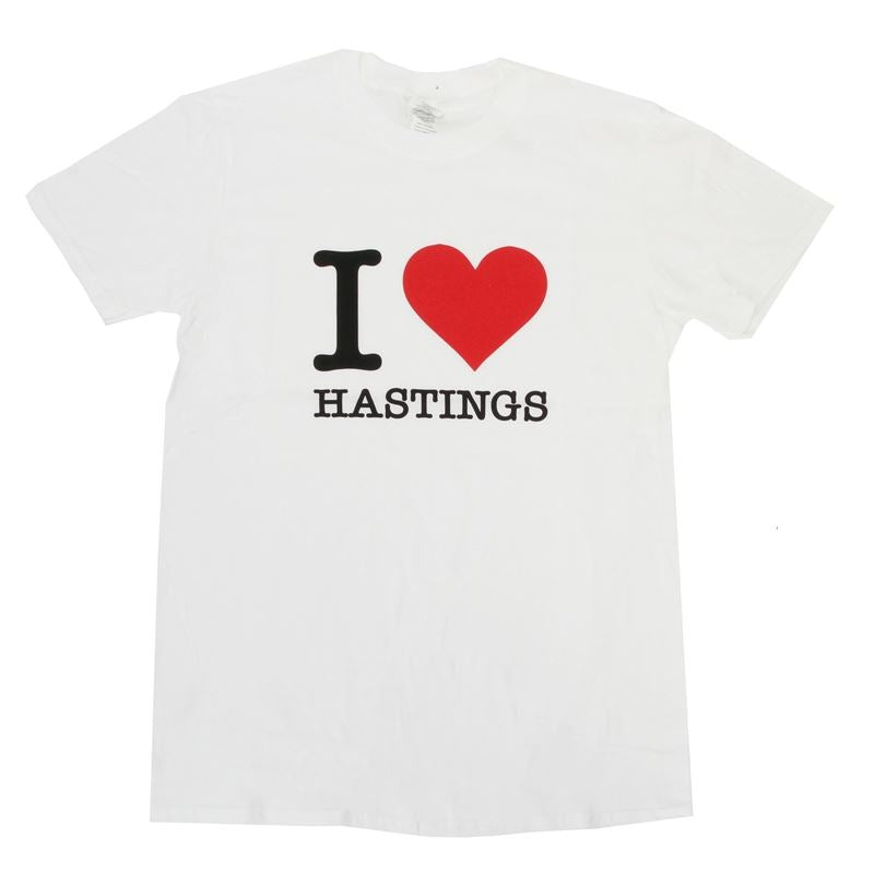 Source Hastings Heart Tee - White | Trøjer
