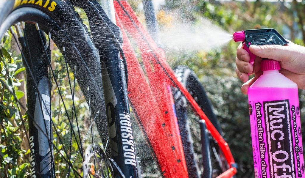 MUC-OFF Bike care essentials - Cykelrengøring | polish_and_lubricant_component