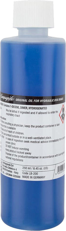 Campagnolo Mineral Brake Oil 250ml | polish_and_lubricant_component