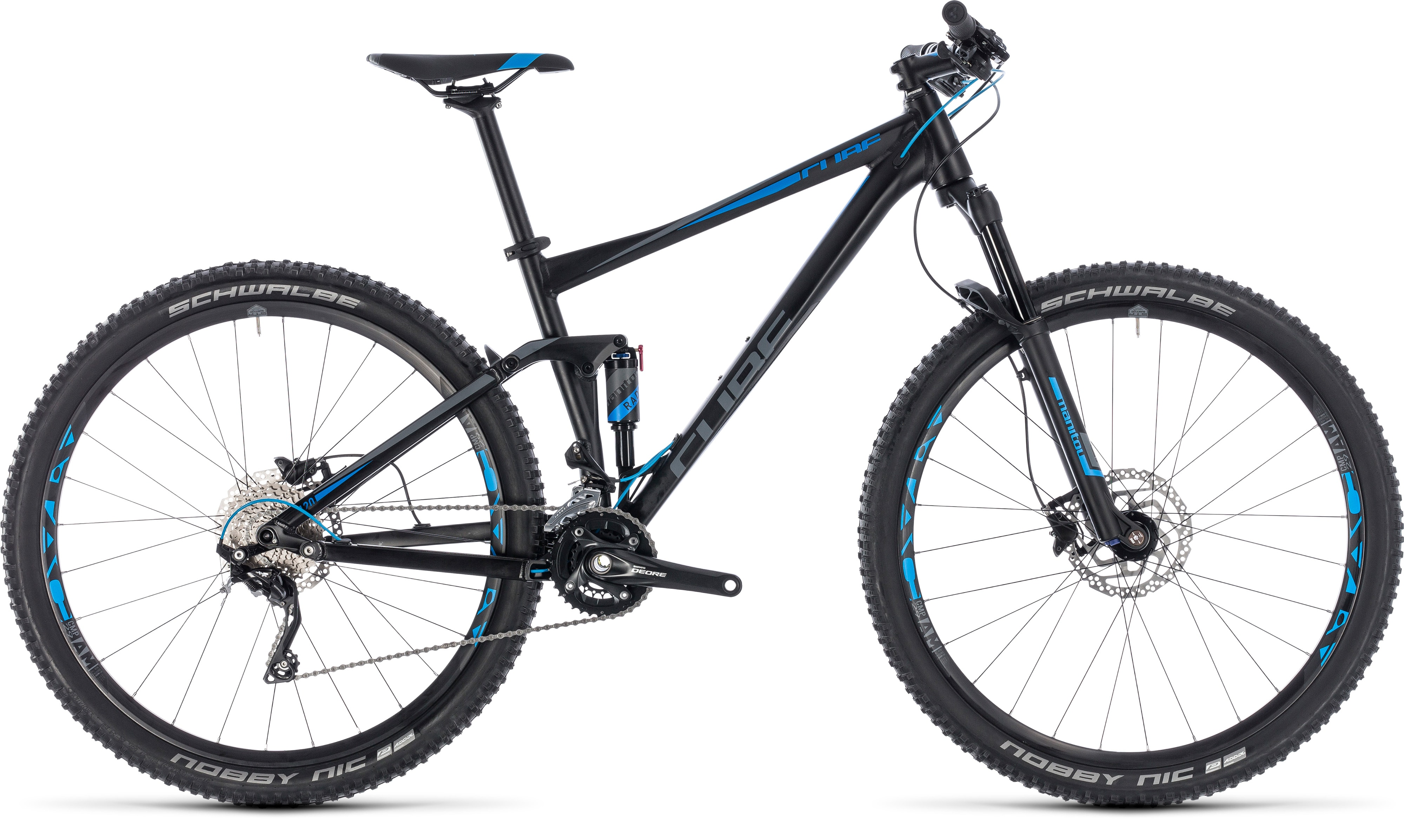 Cube Stereo 120 29 Suspension Bike (2018) | City