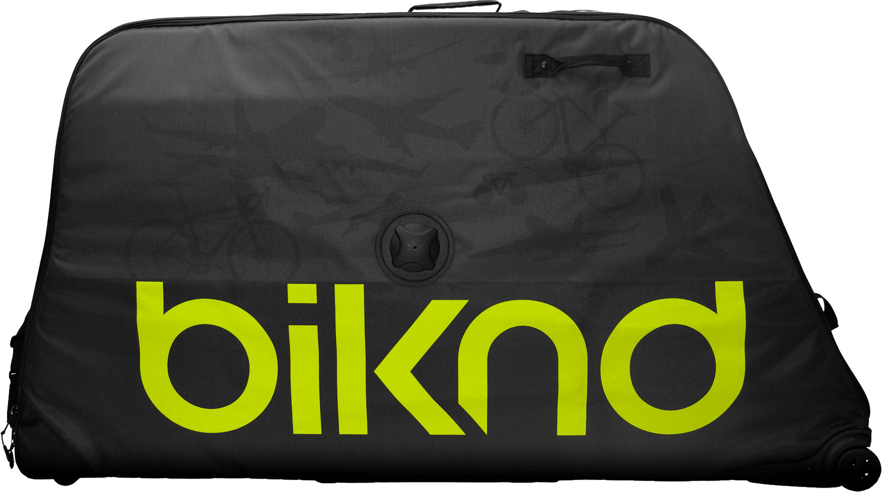 Biknd Biknd Jetpack Bike Bag:Black:One Size | Cykelkuffert