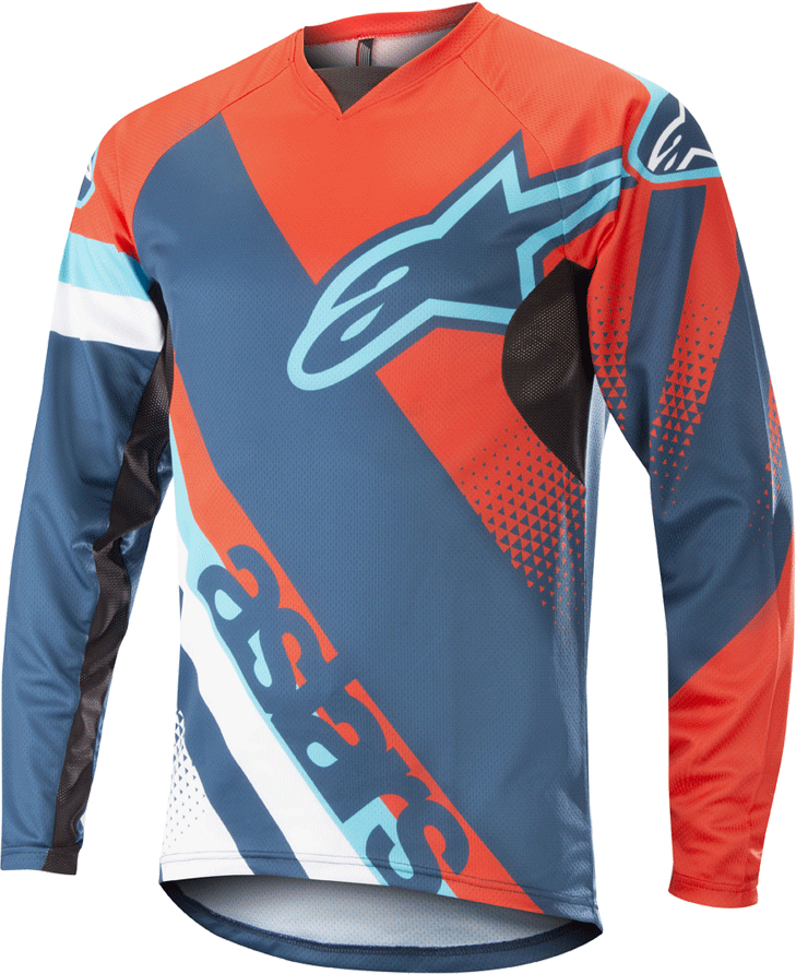 Alpinestars Racer Long Sleeve Jersey | Jerseys