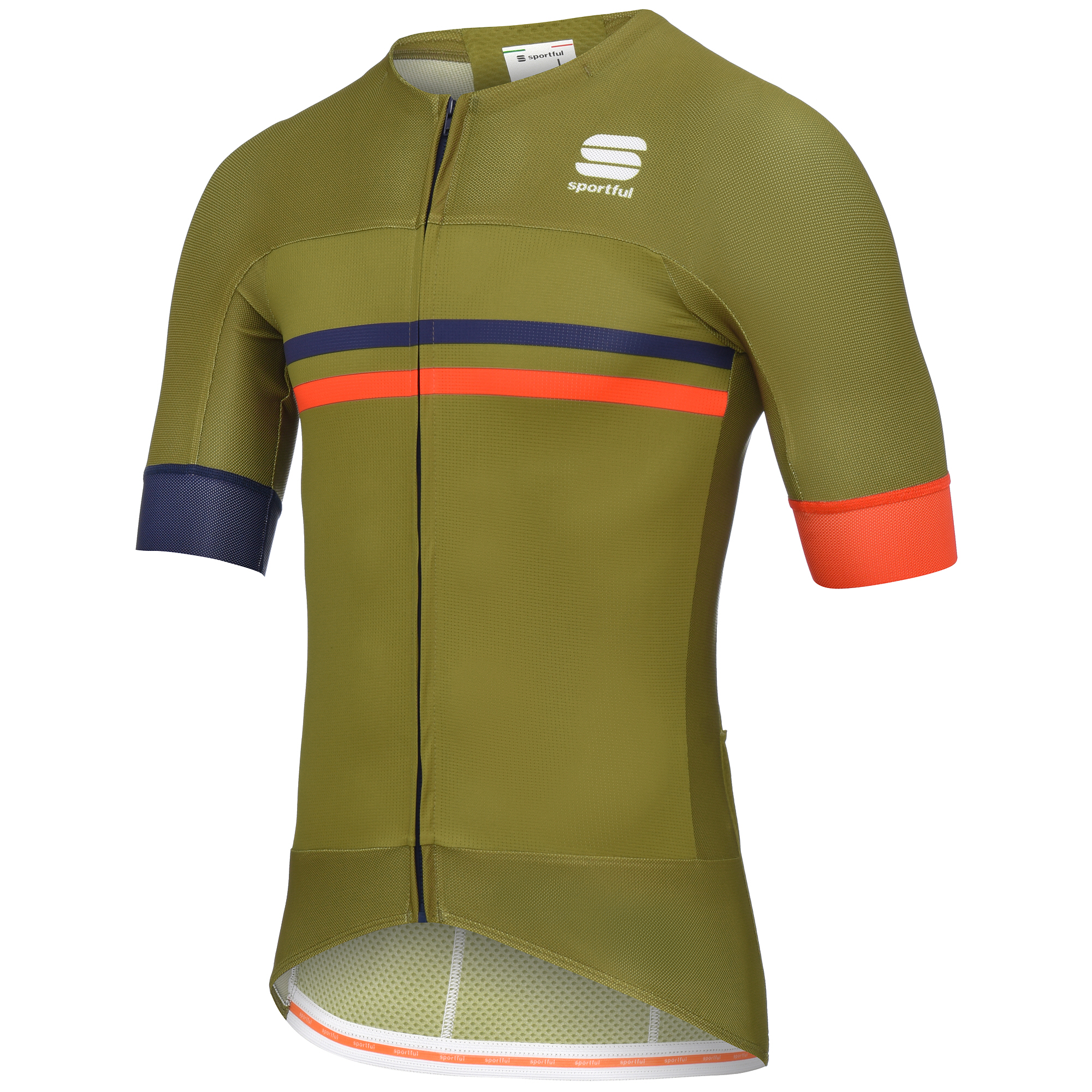 Sportful Exclusive Retro Classic Kortærmet trøje - Herre | Jerseys