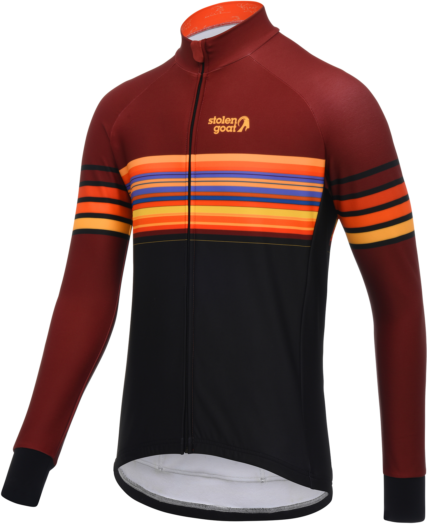 Stolen Goat Orkaan Sundawn Long Sleeve Jersey | Jerseys