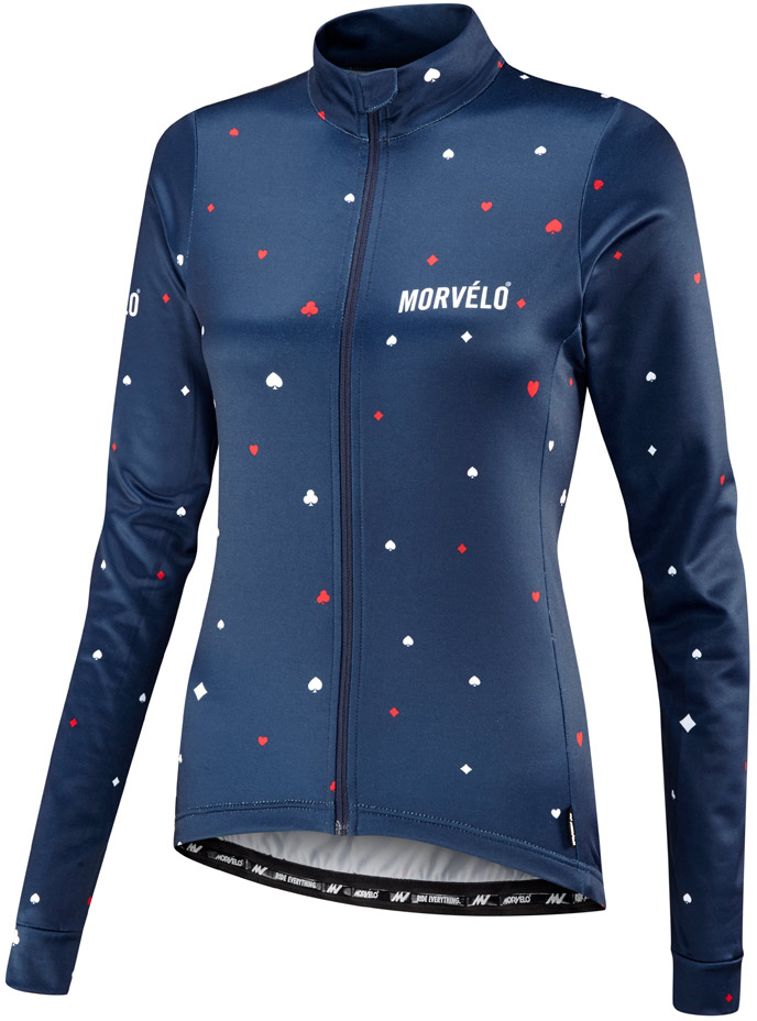 Morvelo Women's Suits Thermoactive Long Sleeve Jersey | Jerseys