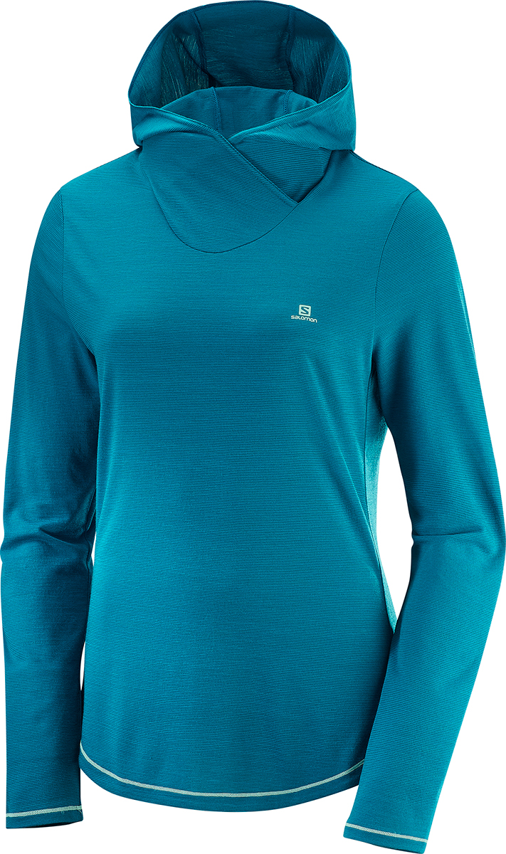 Salomon Women's X Wool Long Sleeve Tee | Jerseys