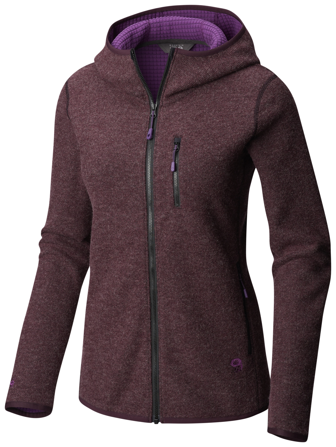 Mountain Hardwear Women's Hatcher™ Full Zip Hoody | Jerseys