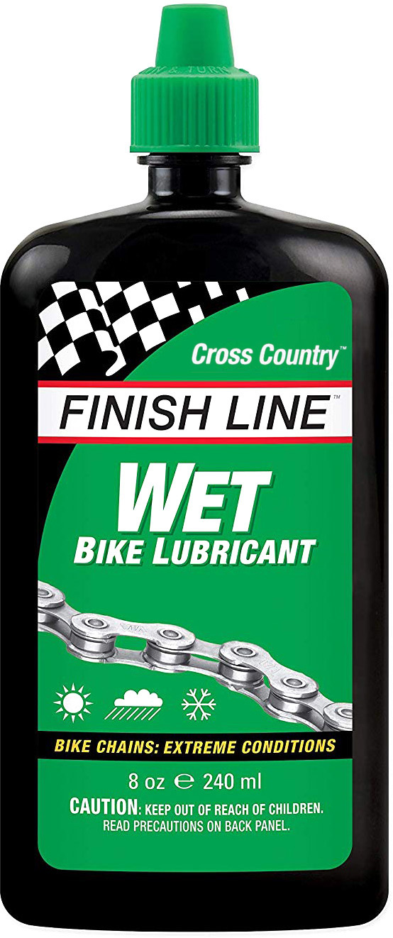 Finish Line Cross Country Wet Chain Lube | polish_and_lubricant_component