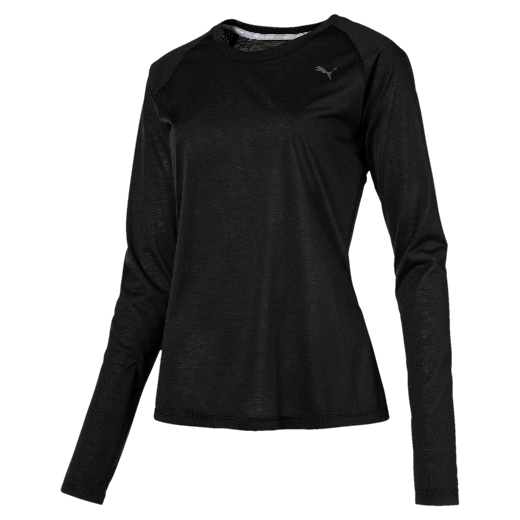 Puma Women's Long Sleeve Run Tee | Jerseys