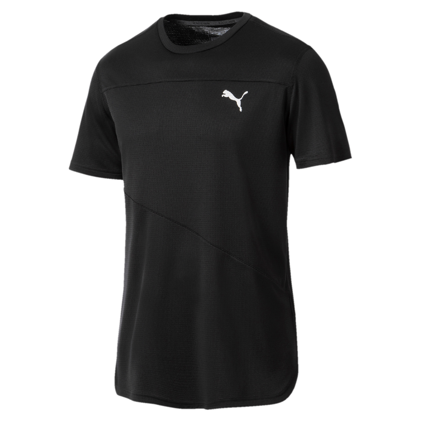Puma Ignite Mono Short Sleeve Run Tee | Jerseys