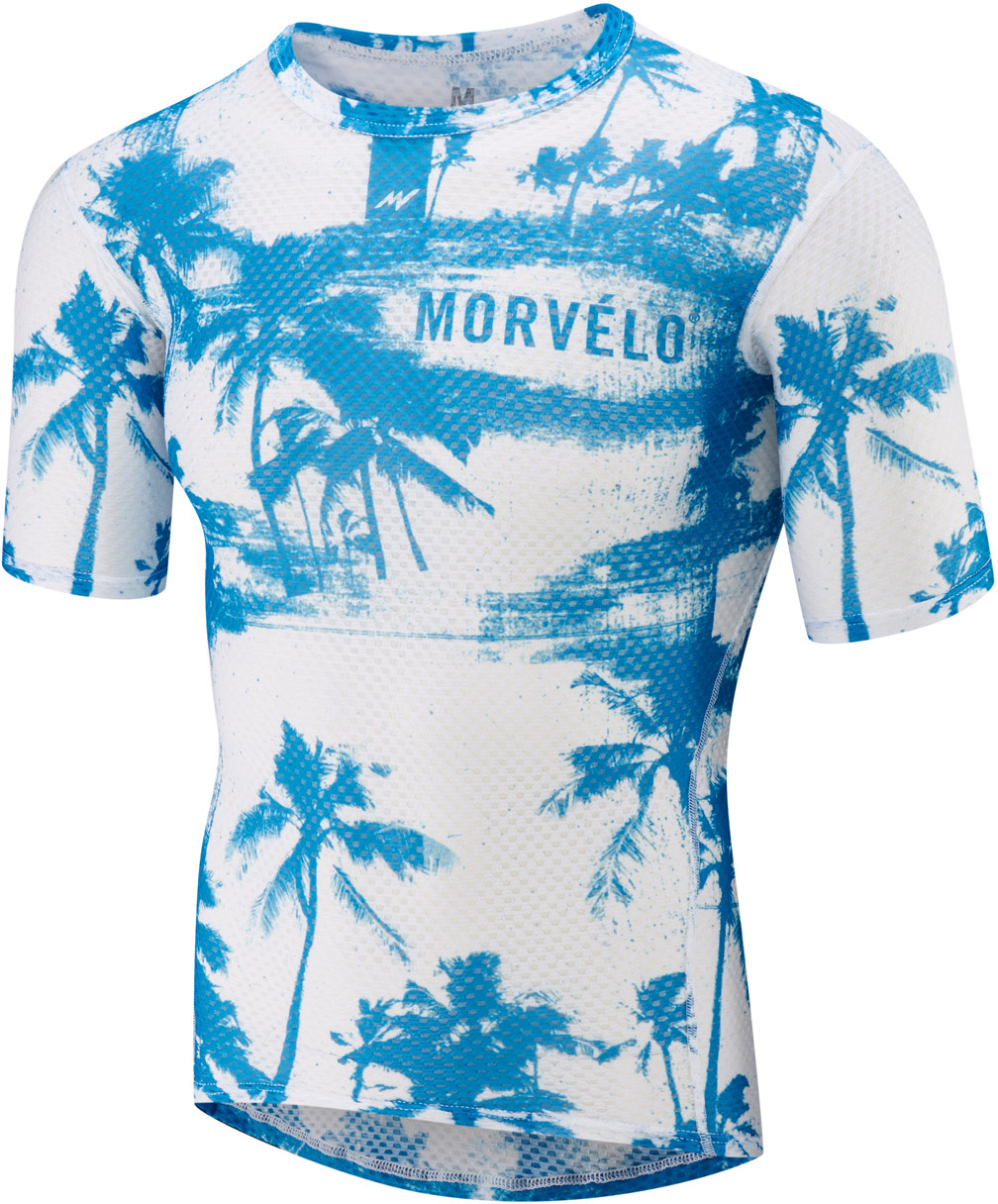 Morvelo Palmer Short Sleeve Baselayer | Jerseys
