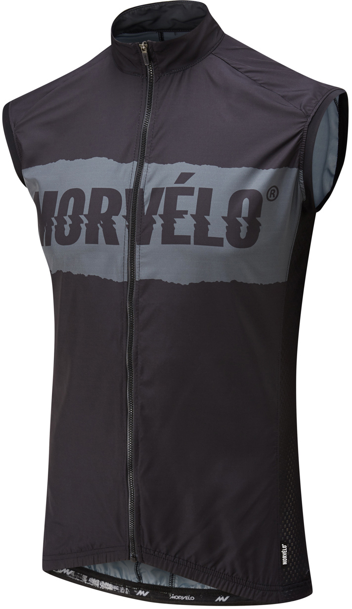 Morvelo Pitch Hurricane Gilet | Vests