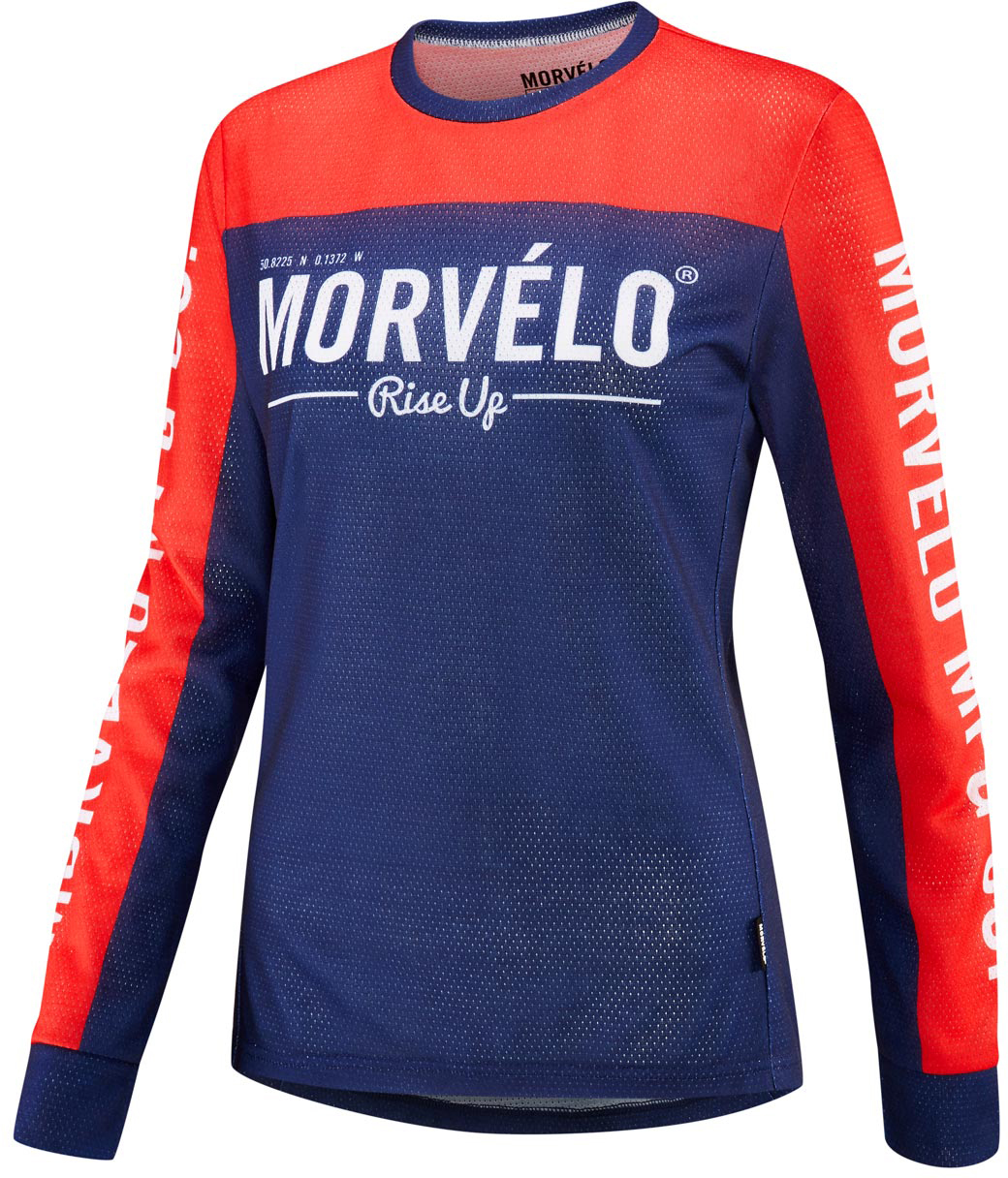 Morvelo Women's MFG Long Sleeve MTB Jersey | Jerseys