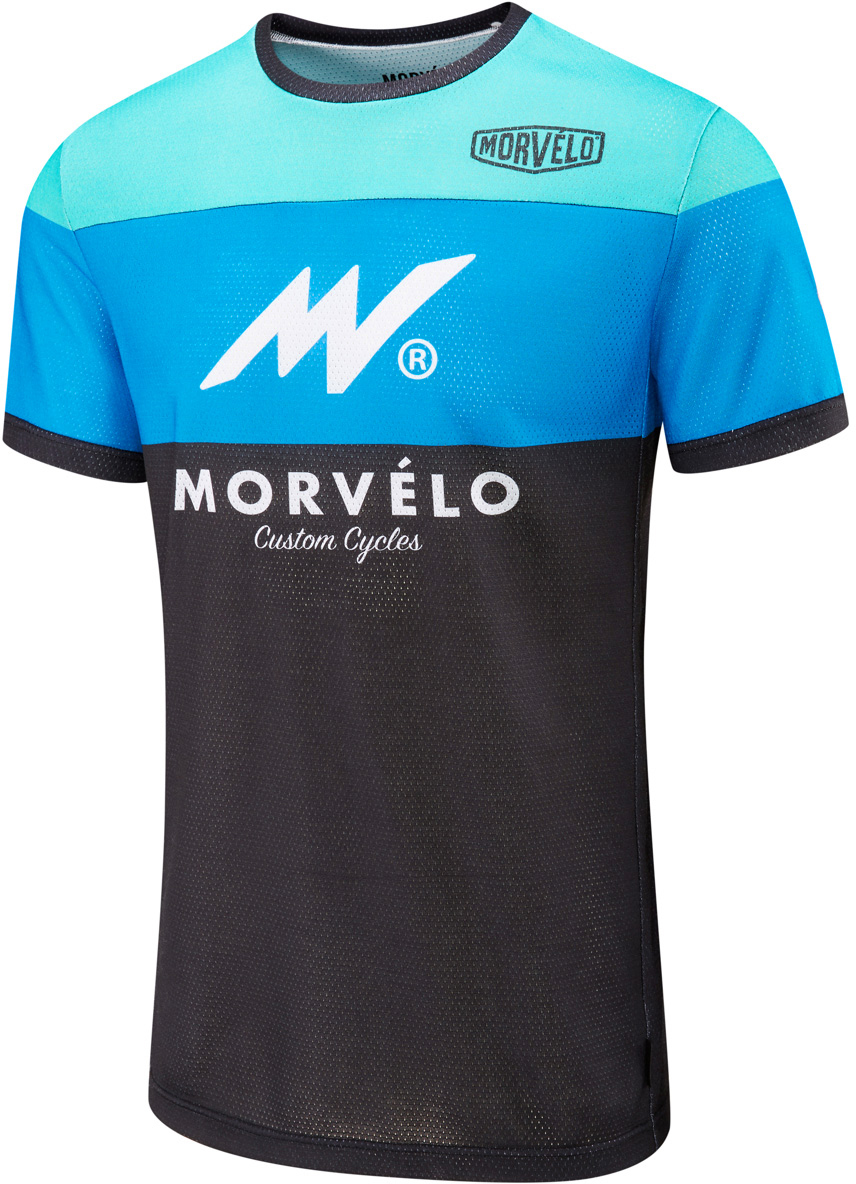 Morvelo Custom Short Sleeve MTB Jersey | Jerseys