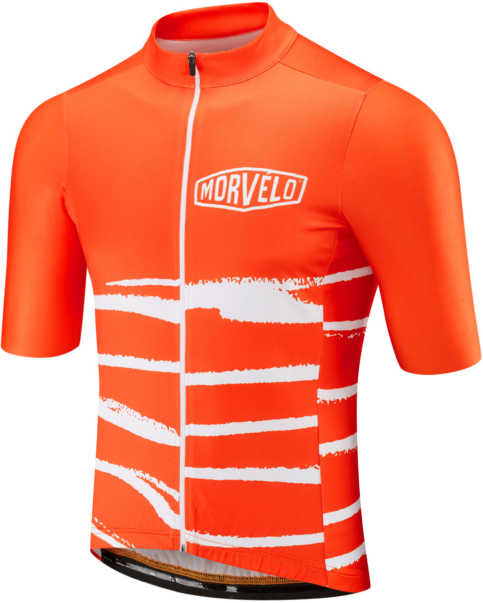 Morvelo Standard Interference Short Sleeve Jersey | Jerseys