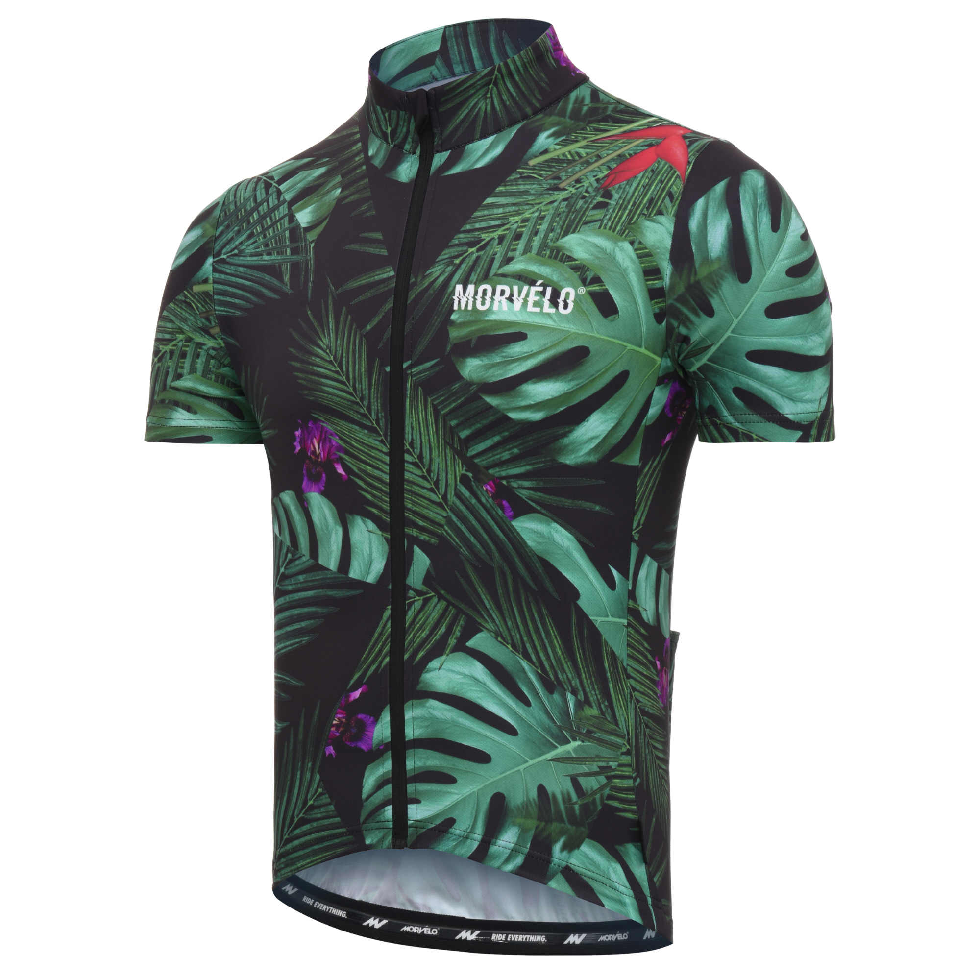 Morvelo Exclusive Standard Jungle Short Sleeve Jersey | Jerseys