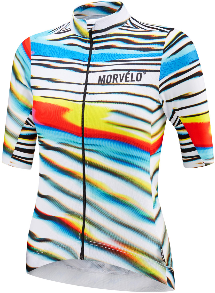 Morvelo Women's Melt NTH Series Short Sleeve Jersey | Jerseys