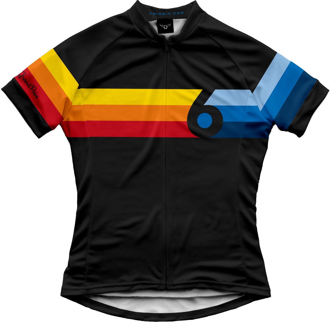 Twin Six The Women's Grand Prix Jersey | Jerseys