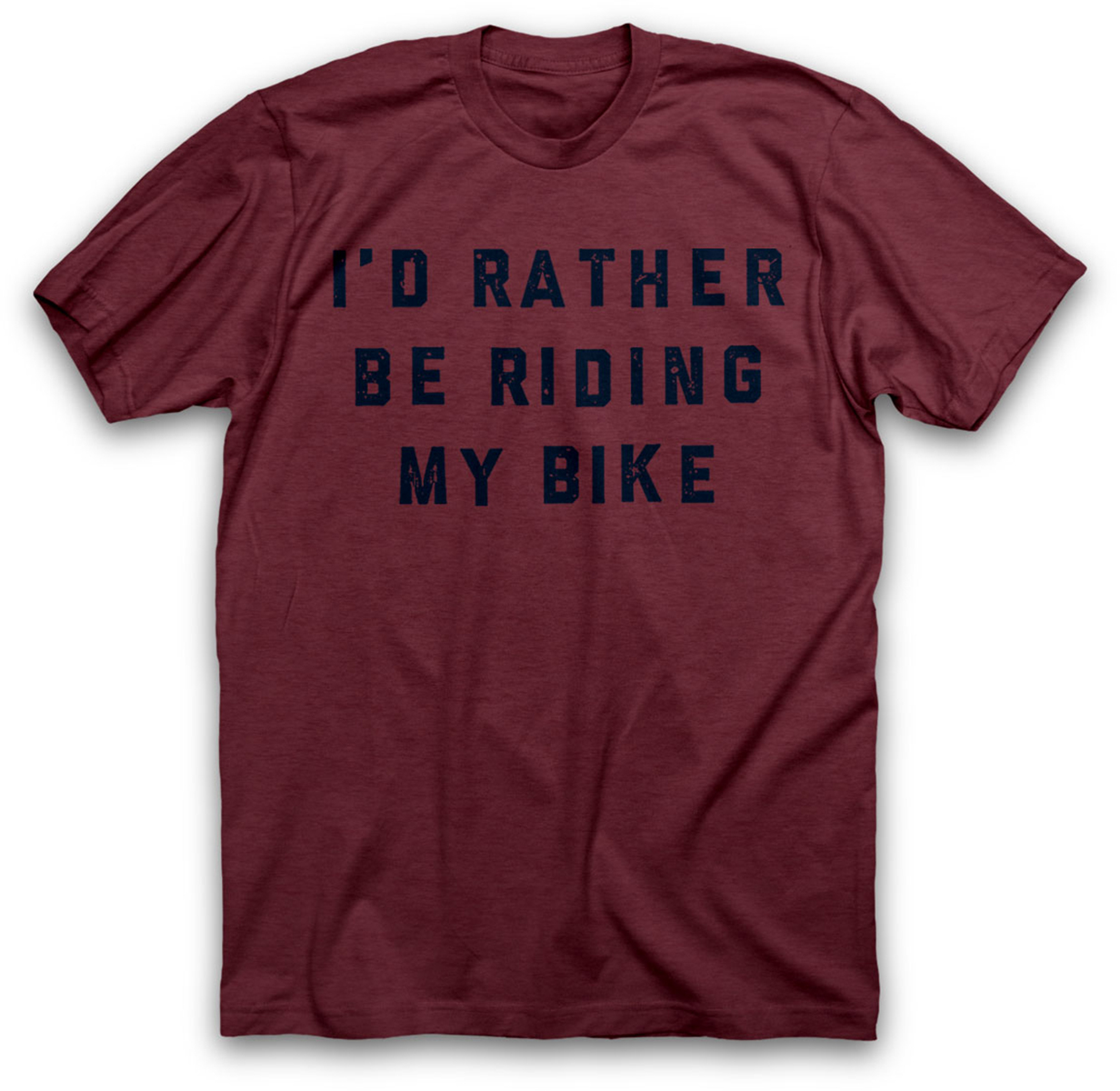 Twin Six Rather Be Riding T-Shirt | Jerseys