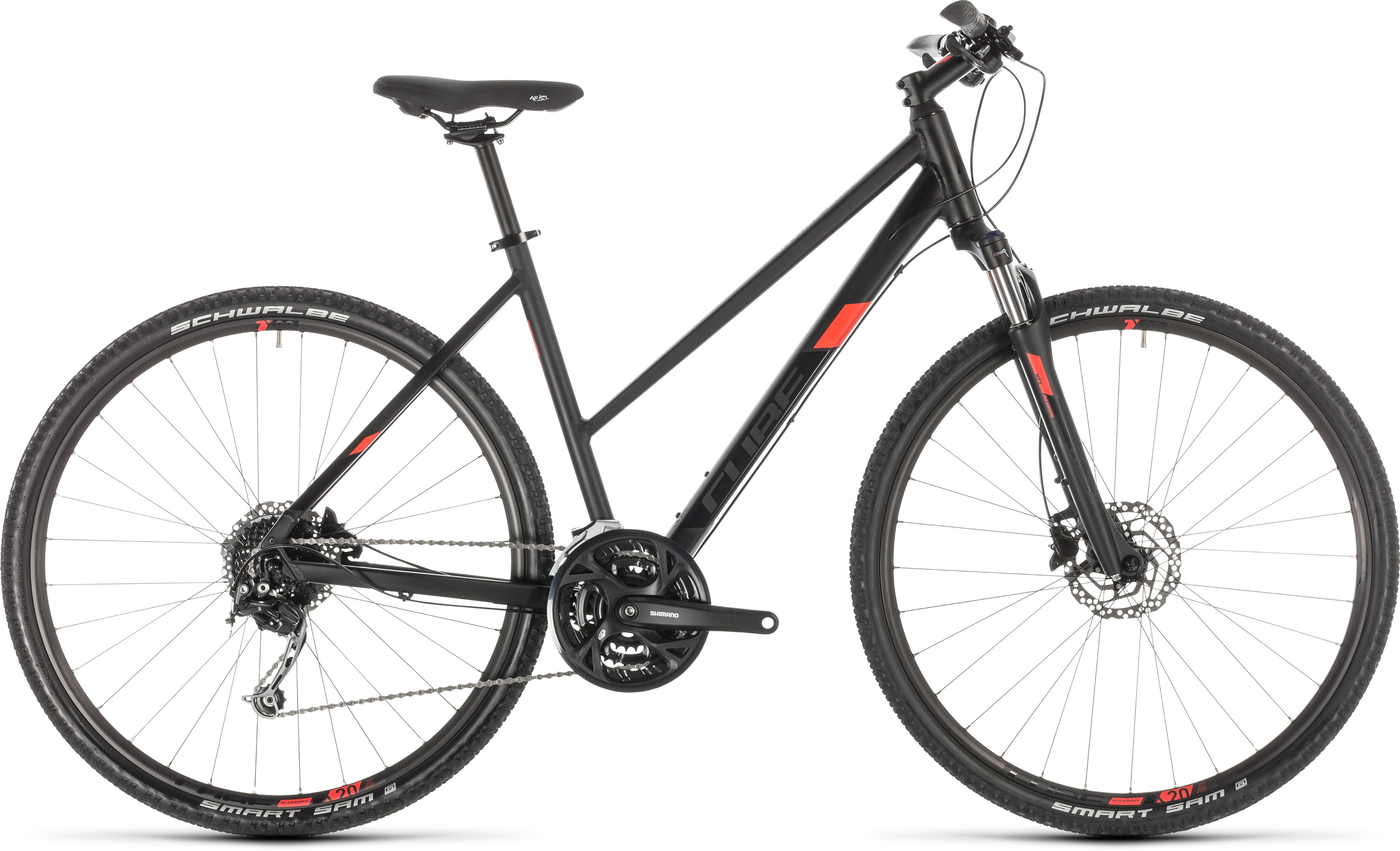 Cube Nature Pro Trapeze Urban Bike (2019) | City