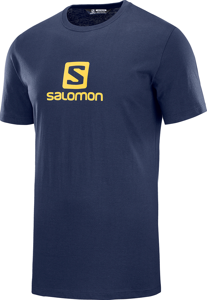 Salomon Cotton Logo Short Sleeve Tee | Jerseys