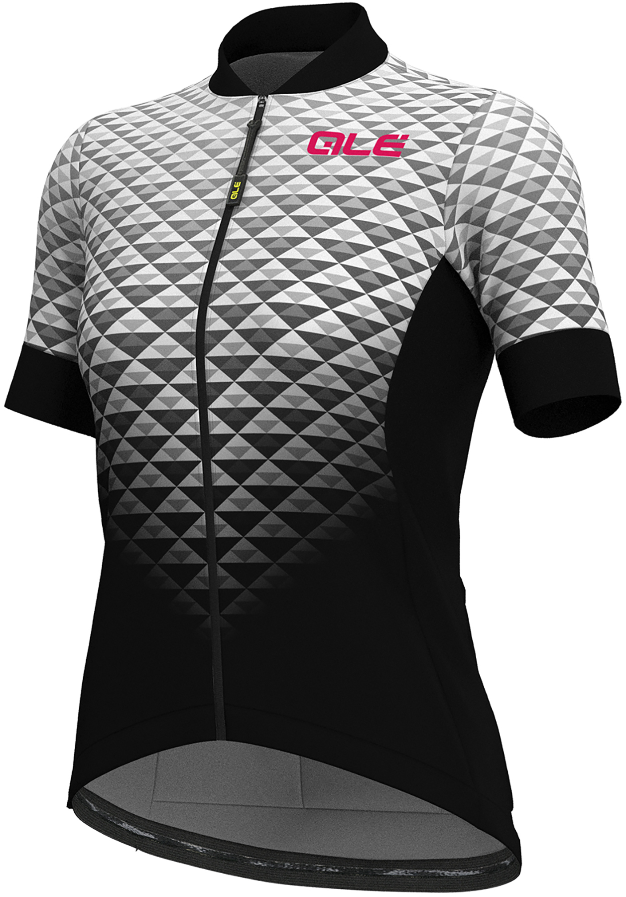 Alé Women's Solid MC Hexa Jersey | Jerseys