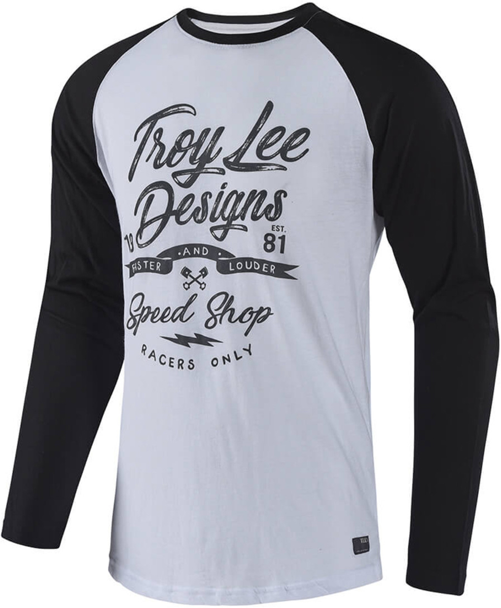 Troy Lee Designs Widow Maker Long Sleeve T-Shirt | Jerseys