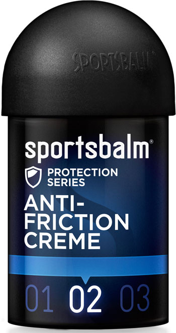 Sportsbalm Protection Series Antifriktions creme | Body maintenance
