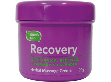 Natures Kiss Recovery Muskelsalve (90 g) | Body maintenance