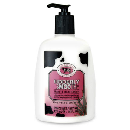 Udderly Smooth Hand and Body Lotion 16oz | Body maintenance