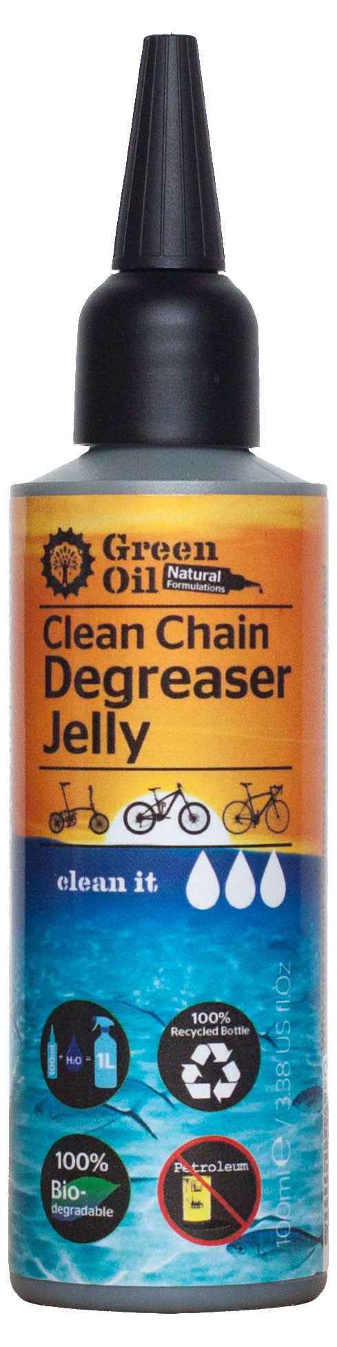 Green Oil Clean Chain Degreaser | polish_and_lubricant_component