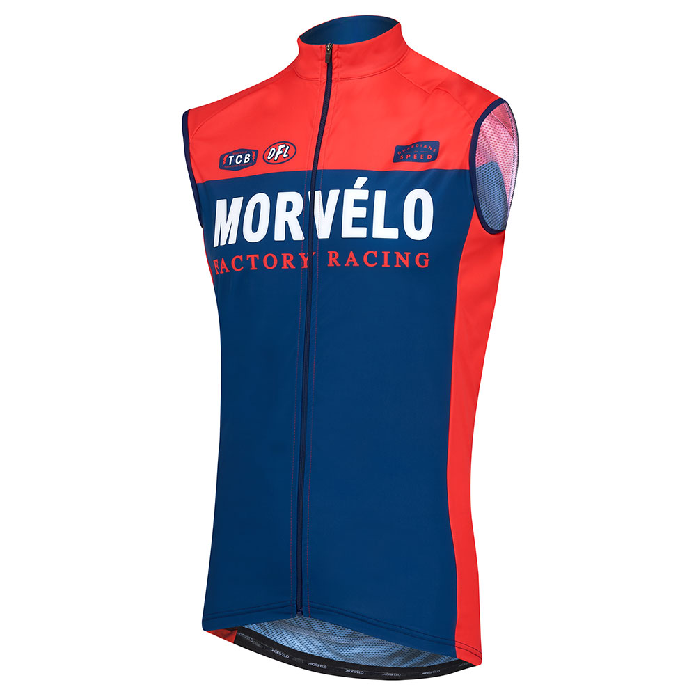 Morvelo - Factory Racing Skjult MTB Gilet | Vests