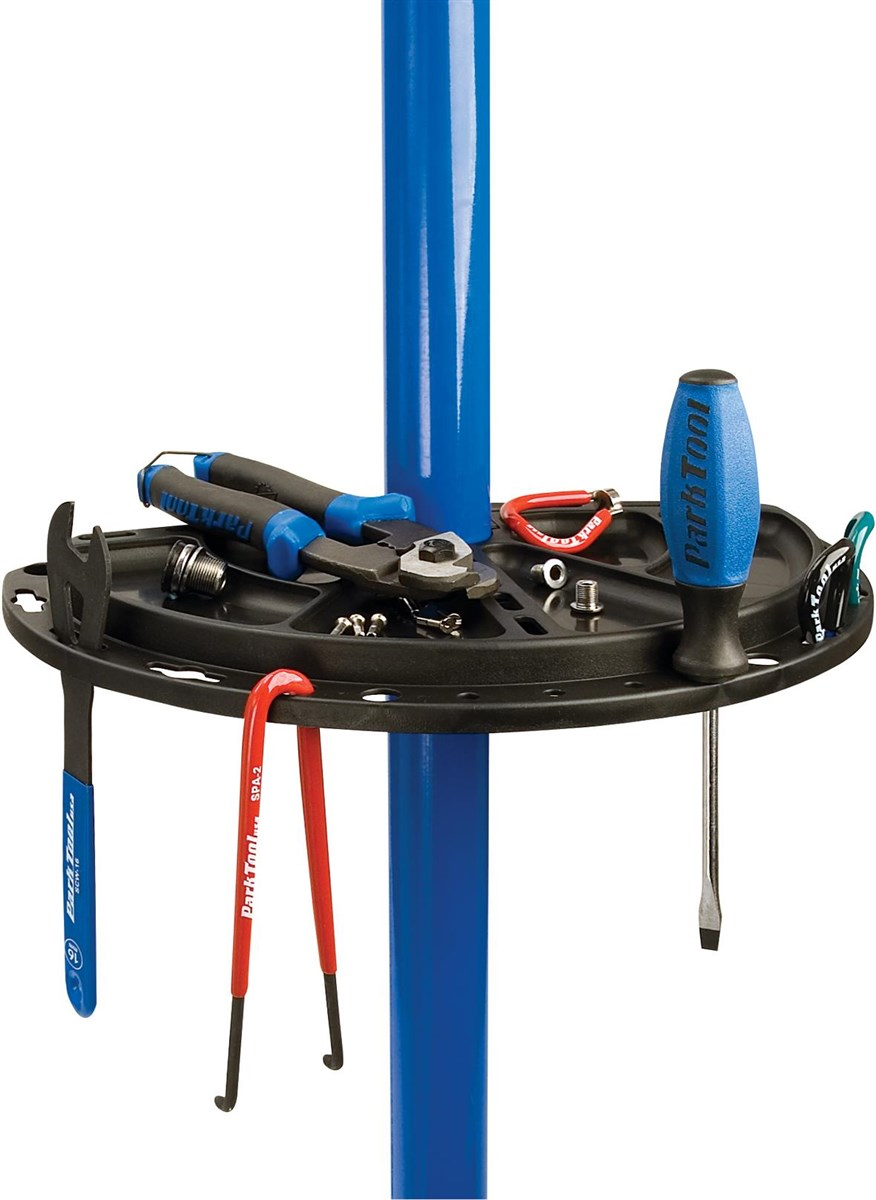 Park Tool 104 - Work Tray - For Park Tool Repair Stands (Except Oversize) | bike kickstand