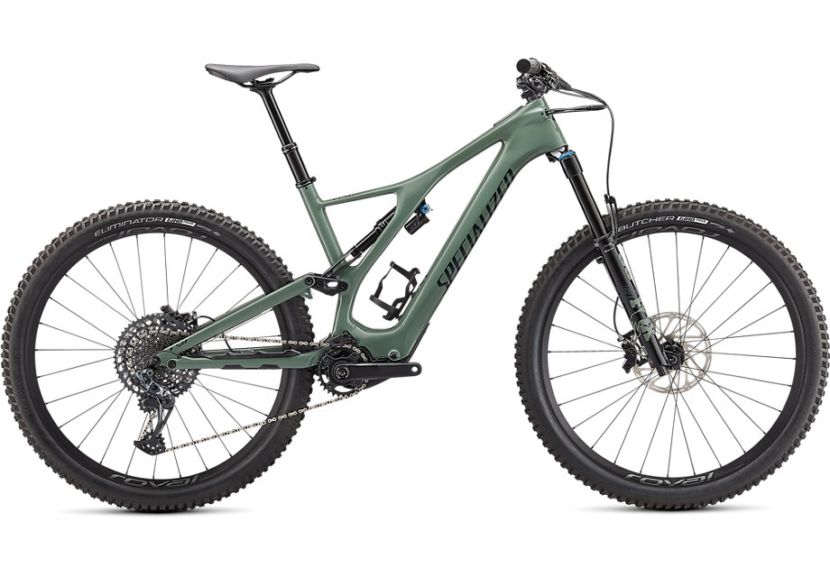 SPECIALIZED TURBO LEVO SL EXPERT CARBON Gloss Sage 2021 | el-cykel