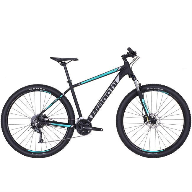 Bianchi Magma 9.2 mountainbike. | Mountainbikes