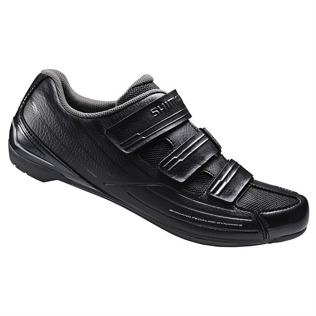 Shimano RP200 cykelsko - Sort - Str. 40. | Shoes and overlays