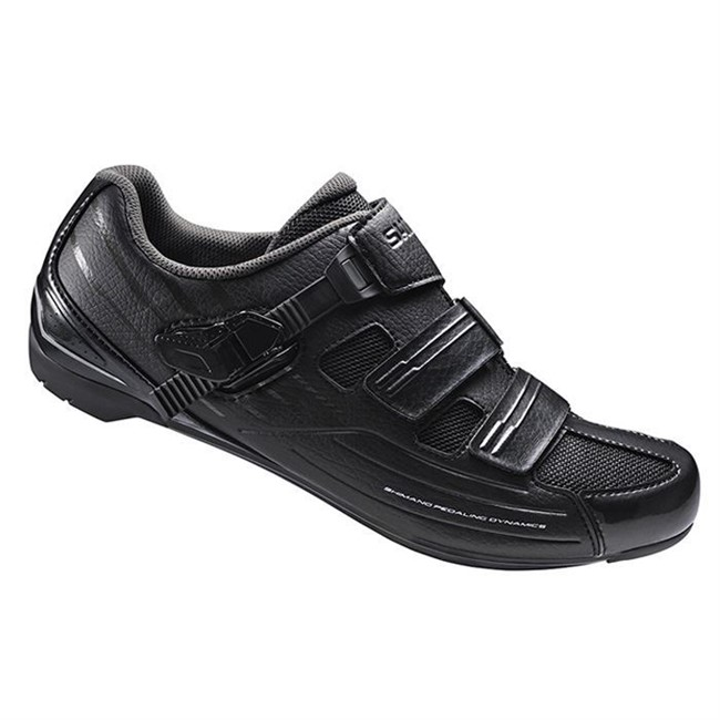 Shimano RP300 cykelsko - Sort - Str. 52. | Shoes and overlays