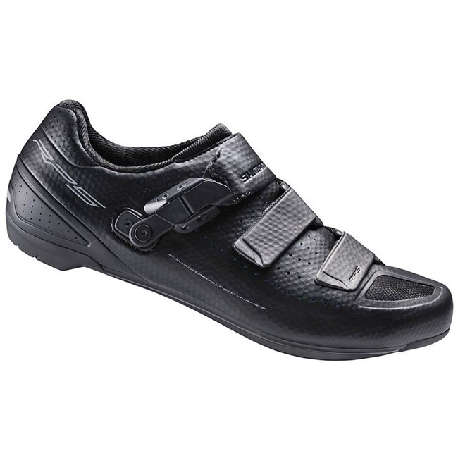 Shimano RP500 cykelsko - Sort - Str. 41. | Shoes and overlays