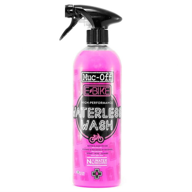 Muc-Off Dry Wash Cleaner til elcykel. | Body maintenance