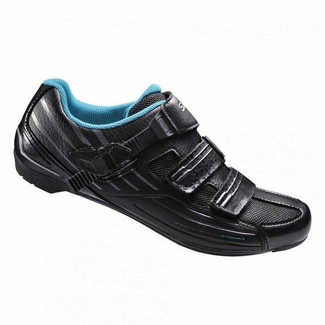 Shimano RP300 dame cykelsko - Sort - Str. 35. | Shoes and overlays