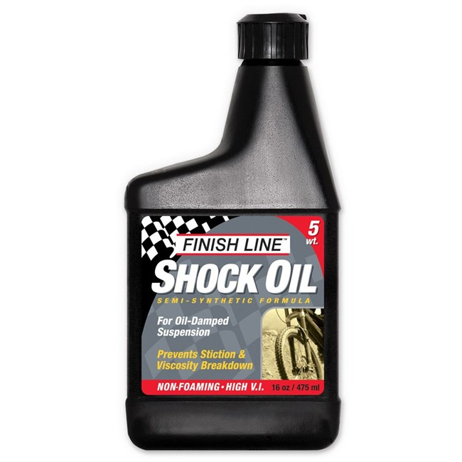 Finish Line Shock Oil forgaffelolie - 5 WT. | polish_and_lubricant_component