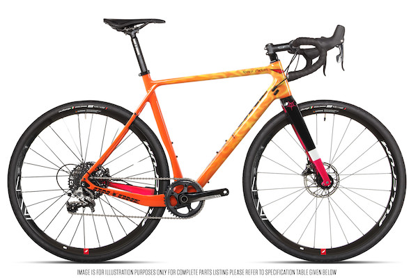 On-One Space Chicken SRAM Rival 1 Gravel Bike | cross bike